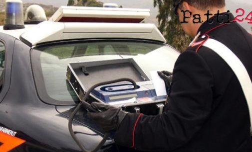 MESSINA – Donna 35enne denunciata per guida in stato d'ebbrezza, rilevato tasso alcoolico elevatissimo