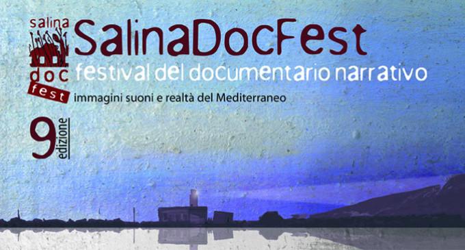 SALINA – Oggi si apre a Salina la 9a edizione del SalinaDocFest, il festival internazionale del documentario narrativo