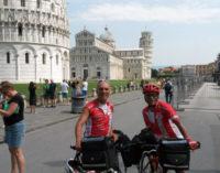 PALERMO – In bici dal Piemonte alla Sicilia: un'impresa da 1.650 Km per due fratelli di mezza età