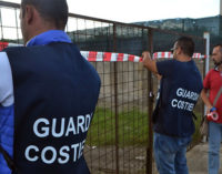 TORREGROTTA – La Guardia Costiera ha sottoposto a sequestro preventivo il depuratore comunale