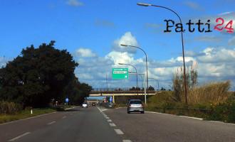 A20 – Prosegue ripristino segnaletica orizzontale tratta Messina Palermo tra la galleria Telegrafo e lo svincolo di Barcellona P.G