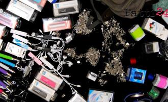 MESSINA – Continua la lotta all'abusivismo commerciale e alla vendita di prodotti contraffatti