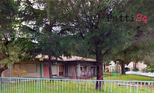 PATTI – Nuova vita per l'asilo comunale Marilena Faranda