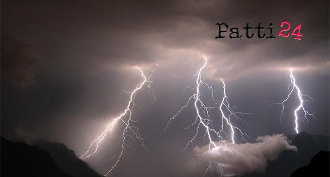 BARCELLONA POZZO DI GOTTO – Allerta meteo, codice rosso, il Sindaco Materia dispone chiusura scuole e Cimitero fino alle 13.00