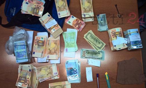 S. TERESA DI RIVA – Colpo in banca da 90mila euro, dipendenti rinchiusi nella toilette. Quattro arresti