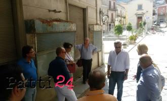 PATTI – La Soprintendenza detta le regole per l'intervento in via Roma