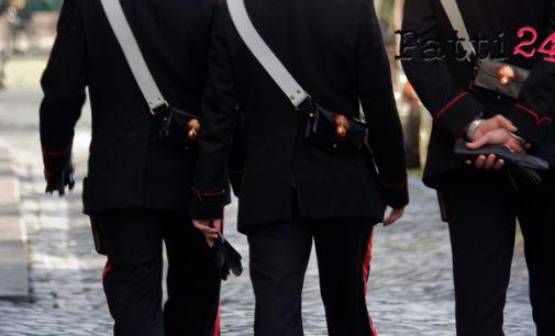 MILAZZO – 21enne arrestato per atti persecutori, danneggiamento, incendio, ingiuria, minaccia e violenza privata ai danni dell'ex