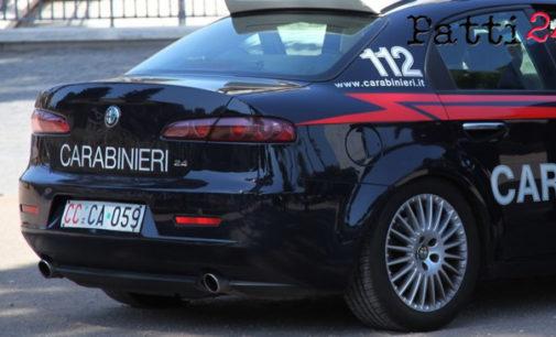 VENETICO – 21enne di Spadafora non si fermava all'alt, arrestato per resistenza a pubblico ufficiale e guida sotto l'effetto di stupefacenti