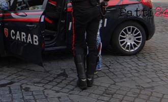 SAPONARA – Detenzione a fini di spaccio di sostanze stupefacenti, scattano le manette a pusher 35enne