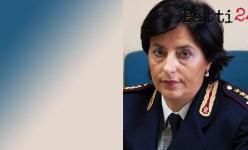 La barcellonese Dott.ssa Rosa Maria Iraci è il nuovo dirigente del Compartimento della Polfer della Calabria