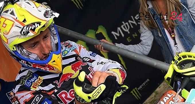 PATTI – Tony Cairoli sarà della KTM fino al 2018