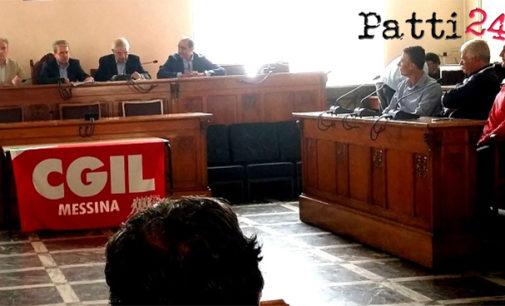 BARCELLONA P.G. – Iniziativa a Barcellona, Cgil e Flai: investire in opere di prevenzione