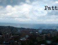 MESSINA – Meteo, oggi in provincia giornata perturbata con piogge e rovesci diffusi, anche a carattere temporalesco