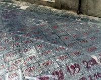 PATTI – Iniziati ieri mattina i lavori di rifacimento della pavimentazione e dei sottoservizi nella Via Roma
