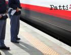 MESSINA – Stazione ferroviaria. Controlli potenziati su scali, binari, sale d'attesa e treni,  impiegati unità cinofile e metal detector