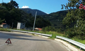 SAN PIERO PATTI – Approvato il progetto esecutivo per il consolidamento del piano viabile e messa in sicurezza di alcuni tratti della S.P. 122