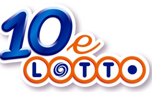 "PIRAINO – 10 e Lotto. Un ""9"" da 100mila euro"