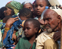 PATTI – Don Hermann Tanguy Pounekrozou al Sacro Cuore di Gesù testimone di scontri e violenze in Repubblica Centrafricana