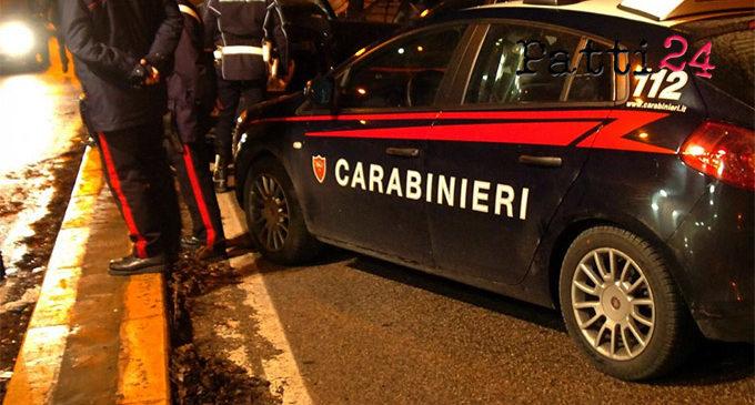 MESSINA – Sfreccia all'incrocio con il rosso, all'alt dei Carabinieri fugge a forte velocità,  rocambolesco inseguimento, arrestato