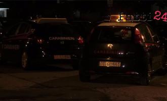"""MESSINA – Segnalati al """"112"""" da cittadini mentre tentano furto in abitazione estiva. 2 arresti"""
