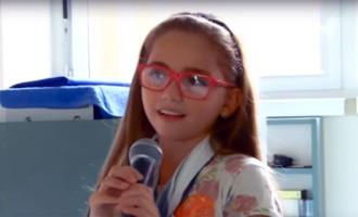 GIOIOSA MAREA – Su Rai1 da stasera al  21 novembre il 58° Zecchino d'Oro, c'è attesa per l'esibizione di Greta Cacciolo, 8 anni