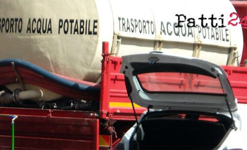 MESSINA – Attivato bypass tra condotta di Fiumefreddo e quella Alcantara, persistono comunque problemi di approvvigionamento