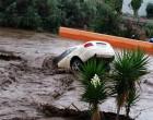 """MILAZZO – Straripamento del torrente """"Mela"""", nulla è stato fatto per sistemarlo. Il comitato dei cittadini di Bastione scrive al Prefetto"""