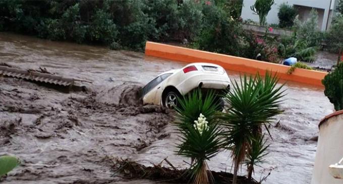 """MILAZZO – """"Torrente Mela"""". La grave situazione ambientale in prossimità dell'inverno all'attenzione della Protezione Civile"""