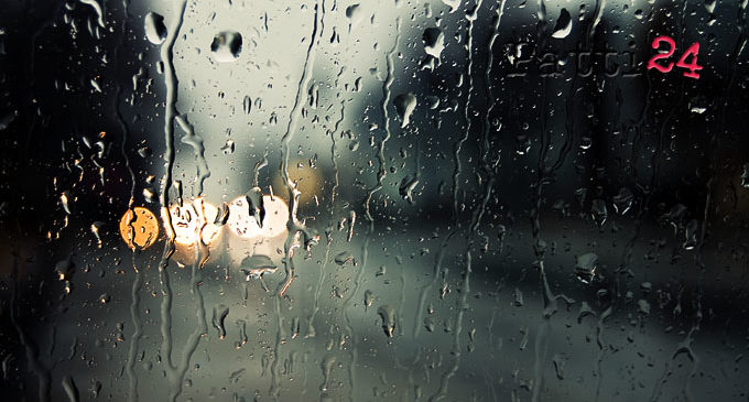 MESSINA – Avviso meteo di criticità moderata con codice arancione sino alle 24 di domani
