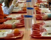 PATTI – Da oggi è attivo il servizio di refezione scolastica presso le scuole cittadine dell'infanzia, primarie di primo e secondo grado