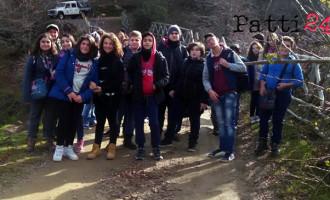 PATTI – Un Giorno in mezzo alla natura per gli alunni della Bellini