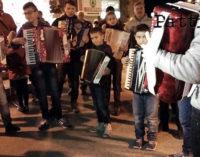 """PATTI –  Tante iniziative e grande partecipazione alla prima del """"Magico Natale"""" del quartiere Padre Pio"""