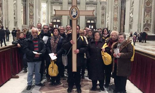 """PATTI – L'esperienza romana delle famiglie del """"Sacro Cuore di Gesù"""" al Giubileo delle famiglie"""