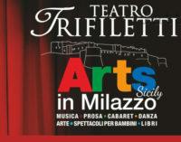 """MILAZZO – """"Arts in Milazzo"""" , al via sabato 12 il cartellone delle manifestazioni natalizie"""