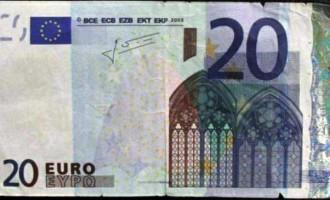 GIARDINI NAXOS – 20enne denunciato per tentata spendita di banconote falsificate