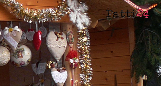 CAPO D'ORLANDO – Le adesioni per il mercatino di Natale