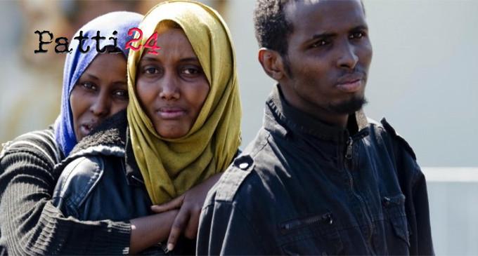 MESSINA – 1.159 i migranti sbarcati ieri