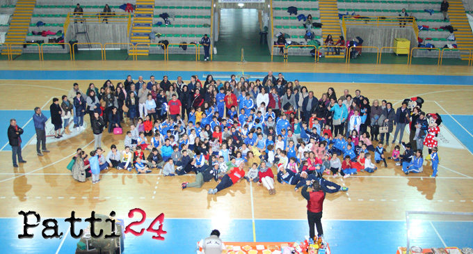 PATTI – Presente e futuro dell'Alma Basket in un'intervista ad Alessandro Pizzo