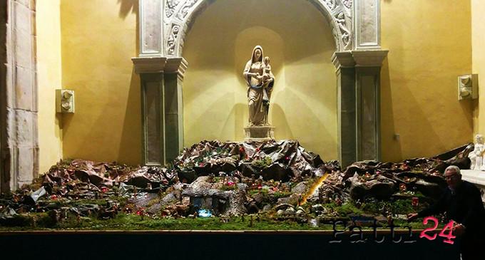 RACCUJA – Il presepe di don Nino:  amore e passione per la tradizione