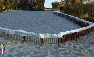 MESSINA – 80 chili di polvere da sparo in giardino per salutare il nuovo anno, denunciato imprenditore 50enne
