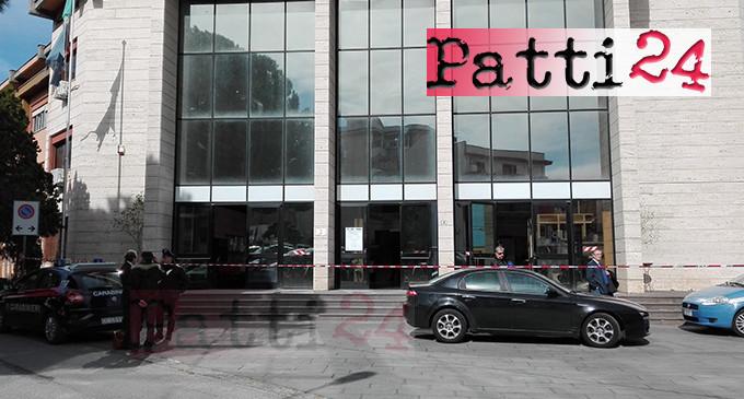 Patti telefonata anonima segnala presenza di un ordigno for Camera deputati centralino