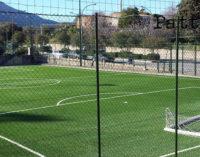 """PATTI – Campo di calcetto contrada San Giovanni. Aquino: """"si sta lavorando celermente per rendere la struttura fruibile"""""""