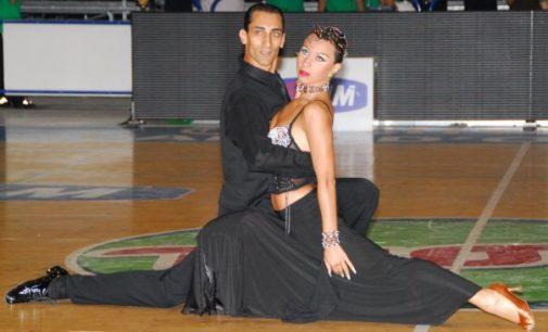 RIMINI – Salvatore Caliò di Librizzi e Agata Maiorana di Capo d'Orlando vincono i campionati italiani di danza sportiva