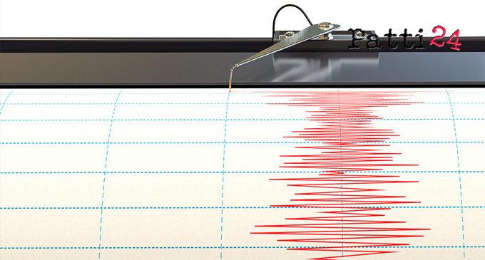 MESSINA – Sciame sismico nel messinese vicino Fondachelli Fantina. Un evento localizzato anche a 13 km da Patti
