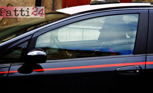 SAN PIERO PATTI – Ritrovato dai Carabinieri il fuoristrada rubato in Piazza Duomo