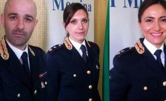 MESSINA – Assegnati nuovi funzionari alla Questura