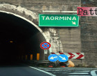 A18 – Risagomatura ed adeguamento del by-pass posto tra le gallerie Giardini e Taormina