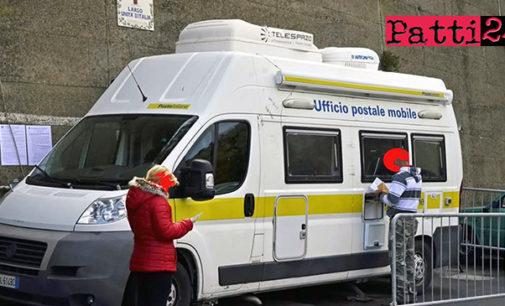 """LIBRIZZI – L'ufficio postale trasferito su """"quattro ruote"""""""