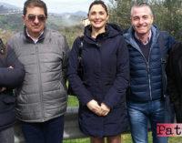 SAN PIERO PATTI – Allacciata condotta fognaria con il Comune di Librizzi in località Mangano