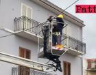 PATTI – Interventi di manutenzione straordinaria dell'impianto della pubblica illuminazione con carattere d'urgenza